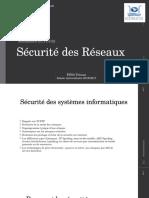 Sécurité des réseaux