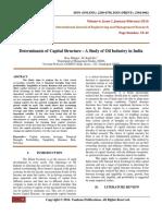 DeterminantOfCapitalStructureAStudyOfOilIndustryInIndia(35-42)