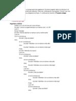 Ejercicio diagrama de flujo 9