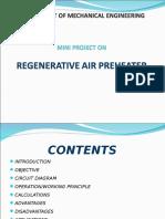 174708651 Regenerative Air Preheater