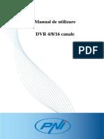Manual Utilizare Pni House l704 l708 l716