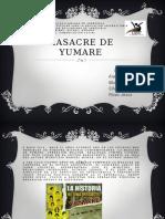 Masacre de Yumare