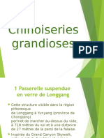 Chinoiseries grandioses
