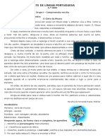 TESTE DE LÍNGUA PORTUGUESA - 6.º.docx