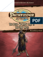 Pathfinder Society - the Devil We Know Part I - Shipyard Rats