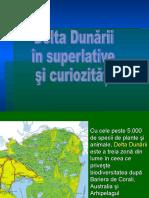Delta Dunarii - Superlative Si Curiozitati