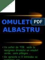 OMULETUL ALBASTRU
