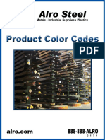 Color Code Chart
