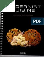 Modernist Cuisine 6- Manual de Cocina