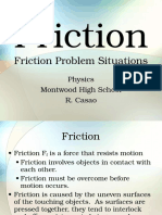 Theory on Friction