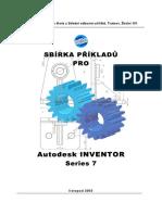 Sbírka Příkladů Autodesk Inventor