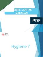 Hygiene Sanitasi Pangan