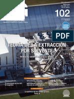 AG102 Digital - TEORÍA DE LA EXTRACCIÓN POR SOLVENT