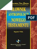 Slownik Antropologii Fragment