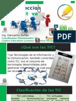 CONFERENCIA Sobre Innovacion Tecnologica en La Educacion