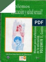 Libro - Hablemos de Educacion y Salud Sexual (2003)