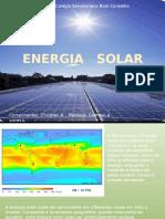 Energia Solar - Educacional