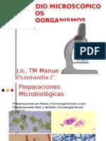 Preparaciones Microbiologicas