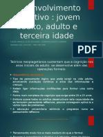 Desenvolvimento cognitivo (1)