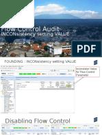 Flow Control Audit - 161111