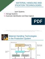 10 - Material Transport System