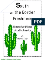 (eBook) South of the Border - Vegan Cookbook Recipes Vegetarian (Tex-Mex, Mexican, Spanish Style, (Prevent or Treat Cancer,Diabetes,Heart Disease)