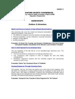 Annex c Workshops Doc