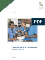 PDF BuildingTeamsInPrimaryCareLessons