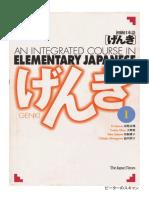 Genki I -Textbook -Elementary Japanese.pdf