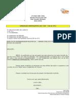 Modelos Civeis - Antigo Cpc