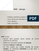 Array PHP
