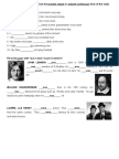 Simple Past and Famous People Biographies Part 21