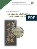 Medicina Tradicional China I