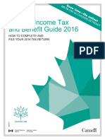 General Income Tax and Benefit Guide 2016(5000g-16e)