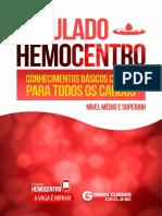 Simulado Hemocentro - Conh. Bás. Comuns