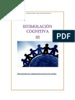 Estimulación Cognitiva III