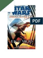 25793 ABY Amanecer de Los Jedi - En El Vacio