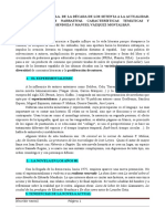 Tema 9 La Novela. de La Decada de Los Setenta a La Actualidad. Ultimas Corrientes Narrativas. Caracteristicas Tematicas y Formales. Edu