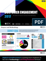 2017 Customer Engagment Sample Slides