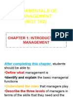 CHAPTER 1 mgt162