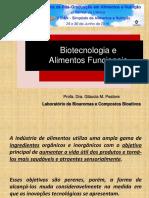 6_Glaucia Pastore_Biotecnologia e Alimentos Funcionais_Unirio