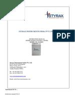 3 Door Interlocking System Manual