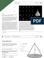Frustum Cone Optimization