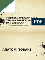 2. Dr. Rama -Torakotomi Pada Trauma 2dr. Rama
