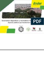 escenarios deportivos y recreativos inder medelln - espacios pblicos que transforman ciudad.pdf
