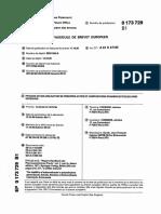 Procede de solubilisation de principes actifs et compositions pharmaceutiques ainsi obtenues - EP0173729B1.pdf
