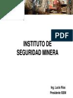 Presentacion ISEM seminario