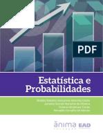 Livro Estatística e Probabilidade