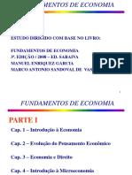 Aula 1 - Fund. de Economia