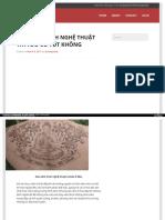 Https Meolamdepweb Wordpress Com 2017-03-08 Hoc Xam Hinh Nghe Thuat Tattoo Co Tot Khong